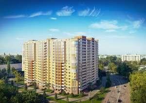 Новостройки в пригородах Киева
