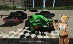 Регистрация в браузерных играх на дрифт-гонках